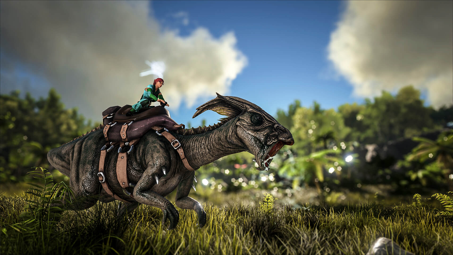 Парасауролоф ARK Survival Evolved