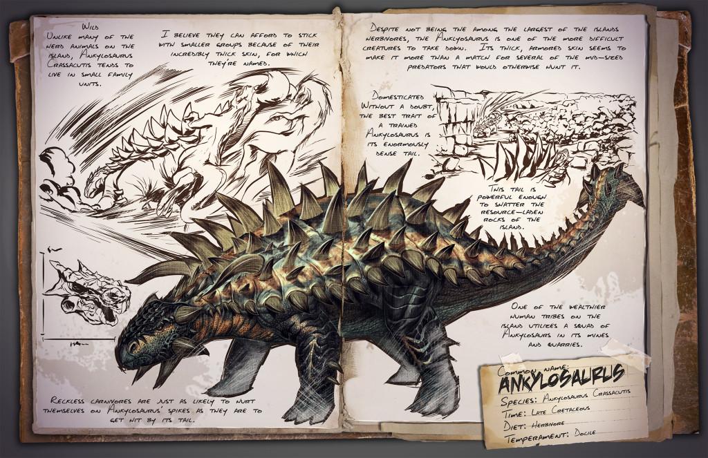 Ankylosaurus | Анкилозавр