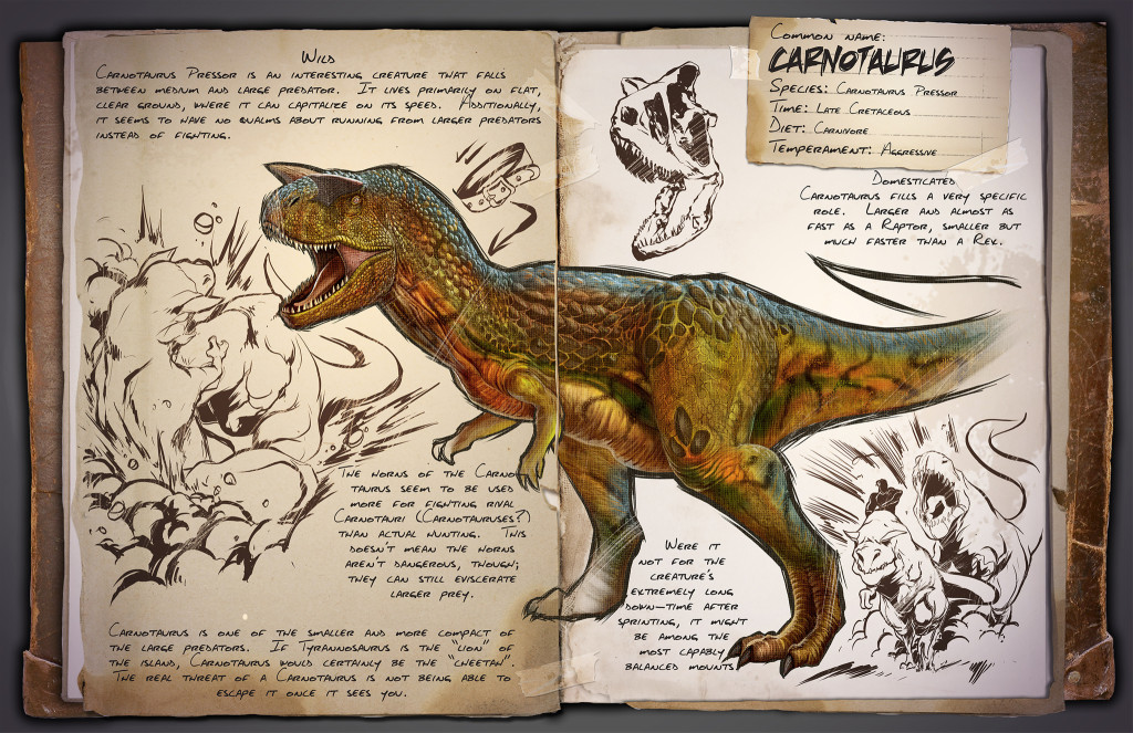 Carnotaurus | Карнотавр