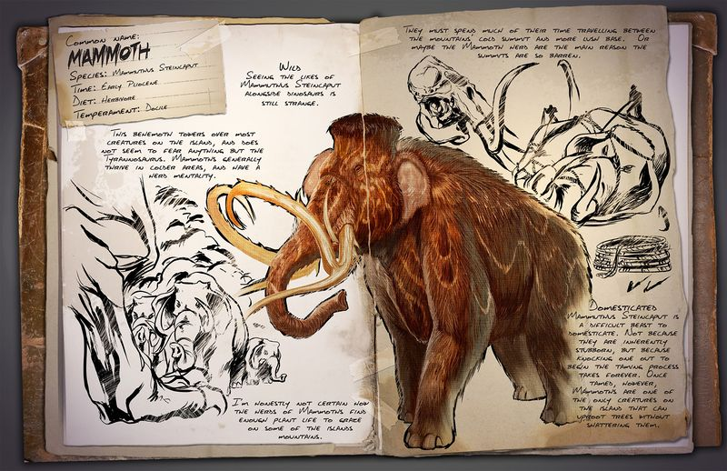 Mammoth | Мамонт