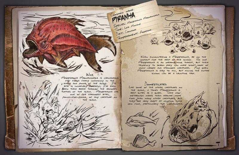 Piranha | Пиранья