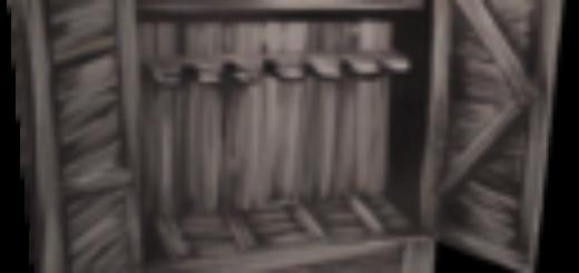 Bookshelf | Книжный Шкаф