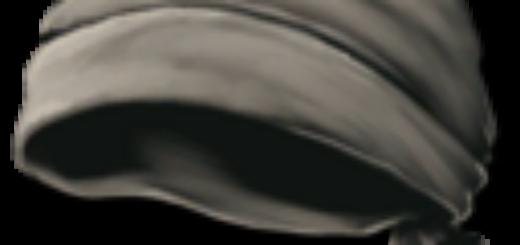 Cloth Hat | Тканевая Шляпа