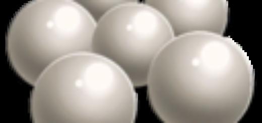 Жемчуг | Silica Pearls