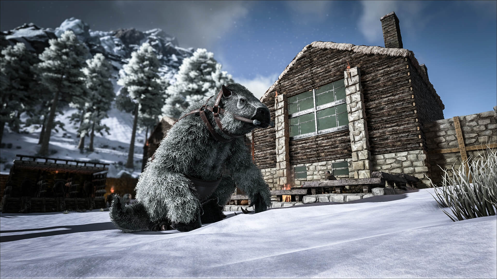 Мегатерий ARK Survival Evolved