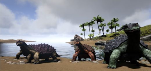 Седло для Седло для Черепахи | Carbonemys ARK Survival Evolved