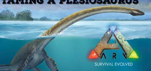 Как приручить Плезиозавра | Plesiosaur