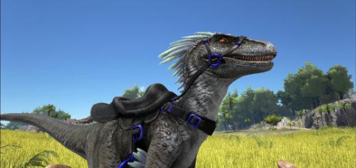Седло для Raptor | Раптора ARK Survival Evolved