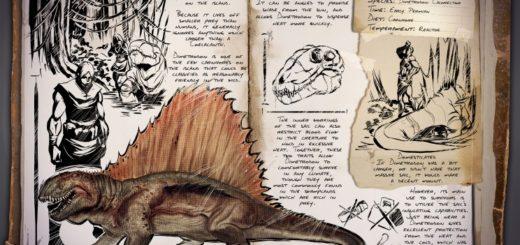 Dimetrodon | Диметродон