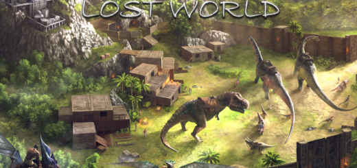 Мод The Lost World