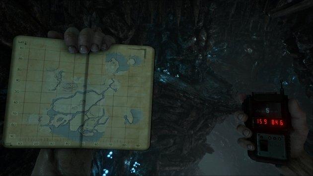 Карта ARK Survival Evolved