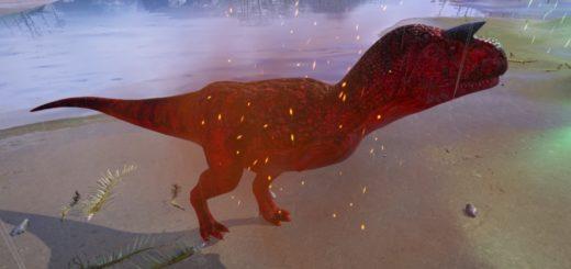 Альфа Динозавры в ARK: Survival Evolved