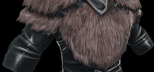 Меховой нагрудник | Fur Chestpiece в ARK Survival Evolved