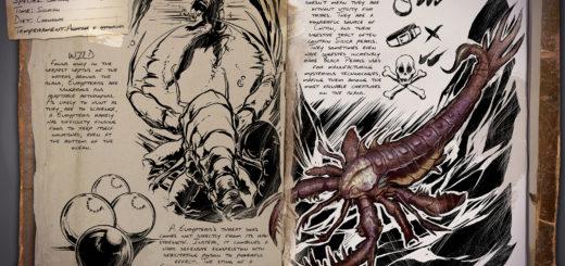 Ракоскорпион | Eurypterid