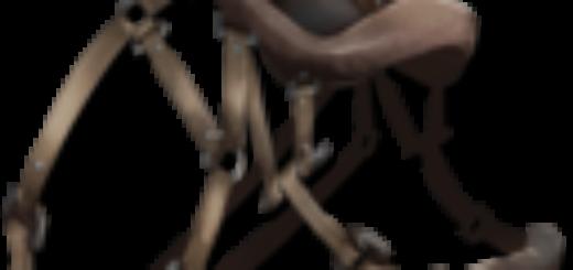Седло на Мозазавра