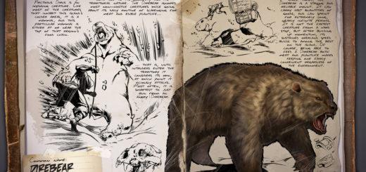 Медведь ужасный | Direbear | Гризли