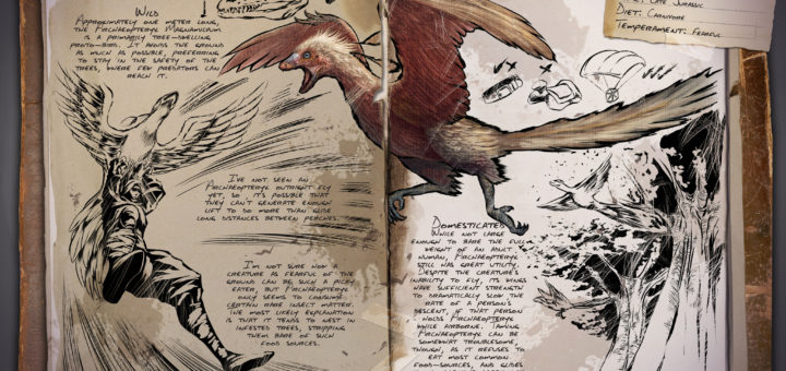 archaeopteryx-ark-survival-evolved