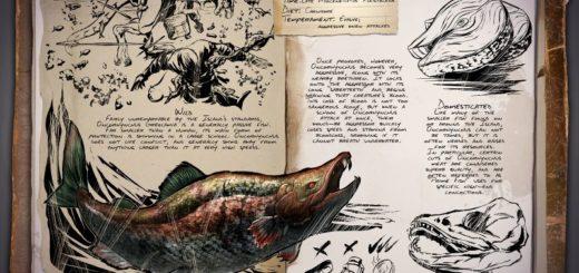 Саблезубый Лосось | Oncorhynchus | Sabertooth Salmon