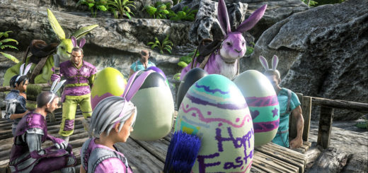 Ивент ARK: Eggscellent Adventure Event