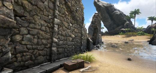 Руины ARK скоро в игре