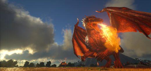 Мини Дракон на сервере CENTER