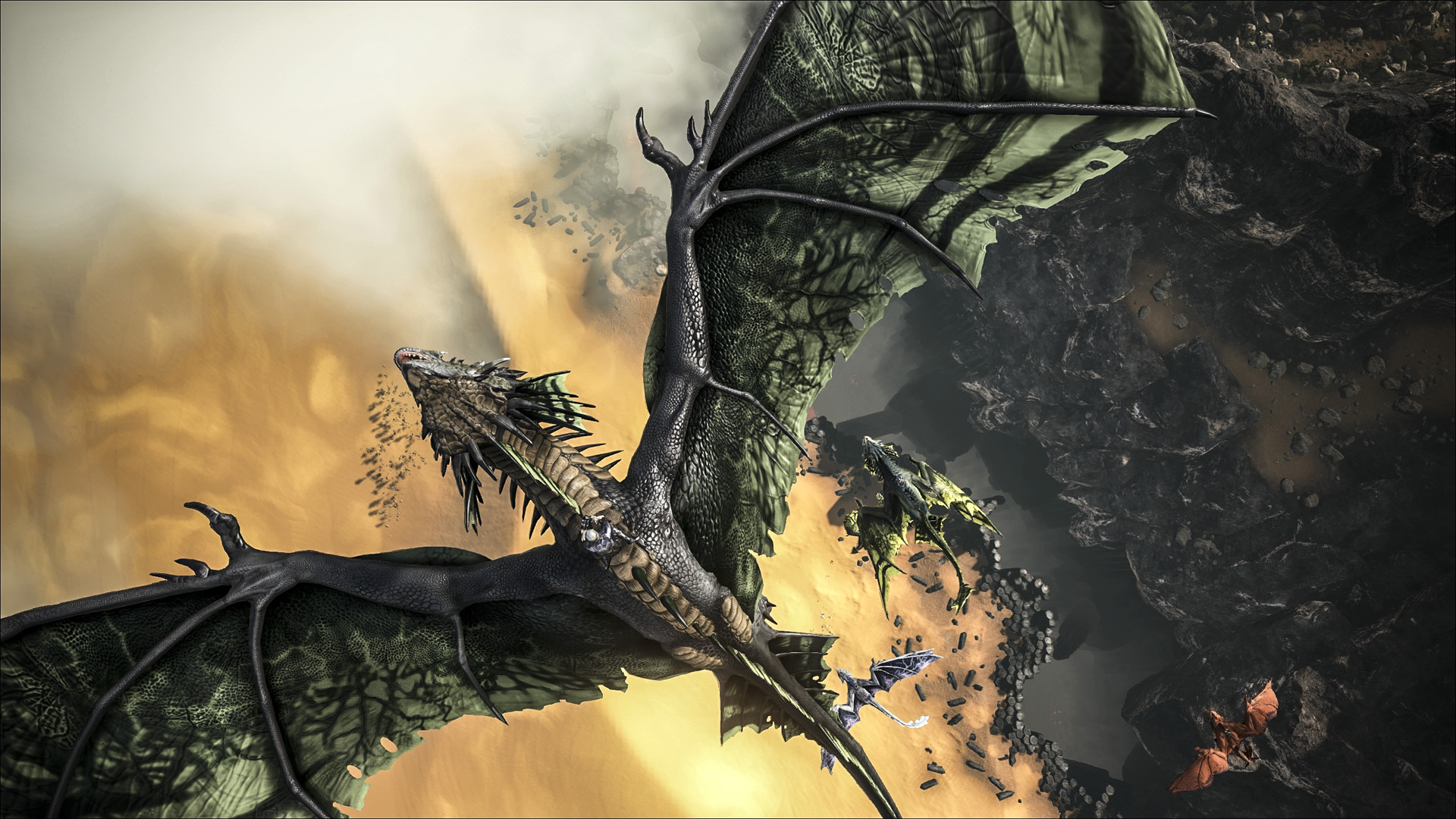 Wyvern ARK Scorched Earth