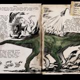 Велоназавр ARK EXTINCTION