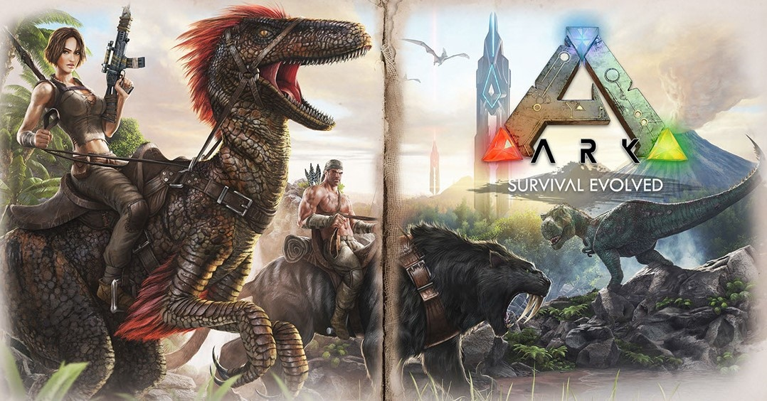 Скачать игру ark: survival evolved (2017) pc | repack от vicknet.