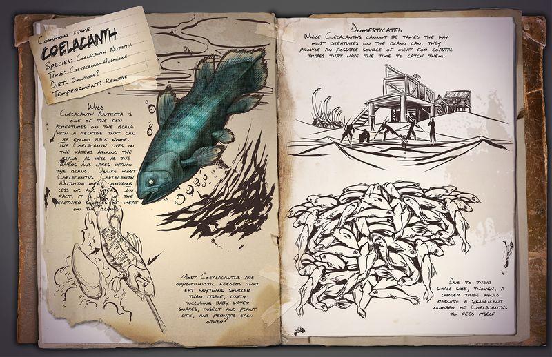 Coel | Coelacanth | Латимерия