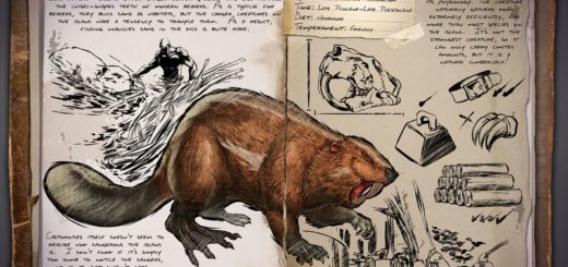 ARK Survival Evolved Новые динозавры Giant Beaver | Гигантский бобер
