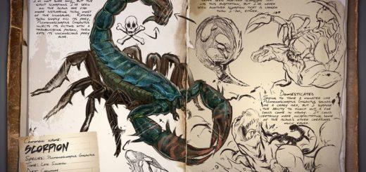 Скорпион | Scorpion