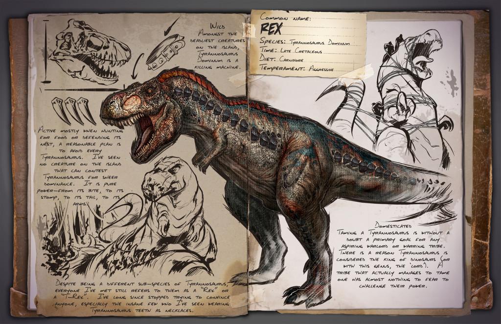 Rex | Tyrannosaurus | Тираннозавр