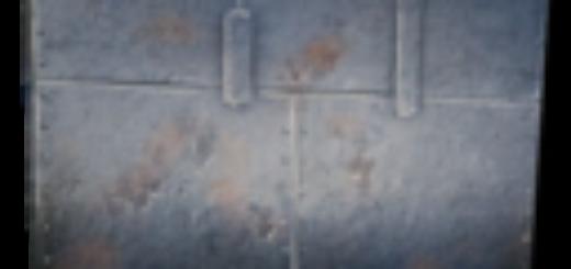 Metal Wall | Металлическая стена