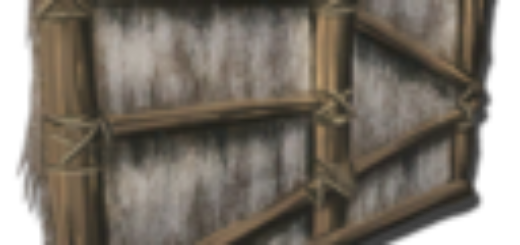 Thatch Wall | Соломенная Стена