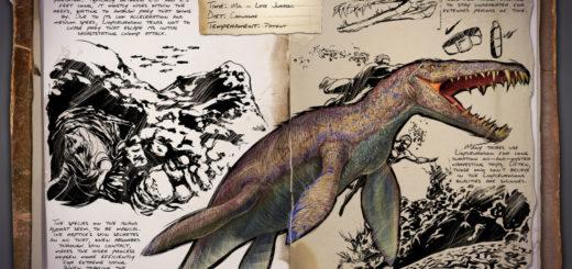 Liopleurodon | Лиоплевродон