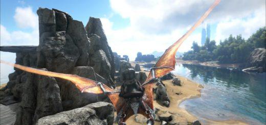 Ark Survival Evolved как приручить птеродактиля ?