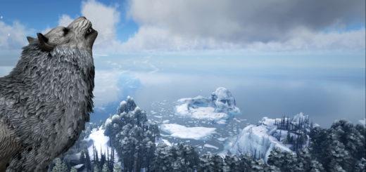 Снежные и болотные биомы ARK Survival Evolved