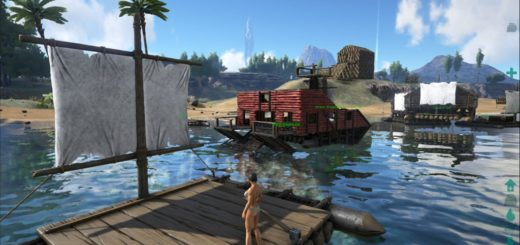 Обновление ARK Survival Evolved Патч 214.0