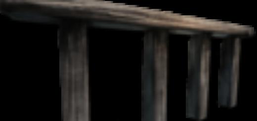 Деревянные перила | Wooden Railing
