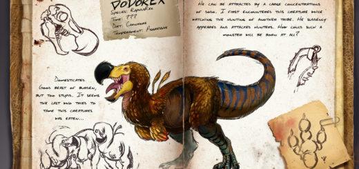 Dodorex ark survival evolved