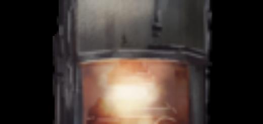 Индустриальная печь