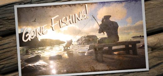 Рыбалка в ARK Survival Evolved скоро!