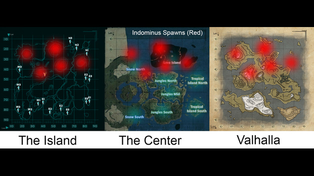 ARK Survival Evolved Индоминус РЕКС | Indominus Rex!