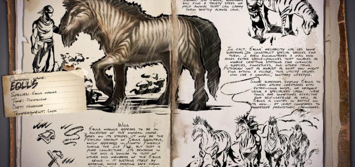 Equus ARK Survival Evolved