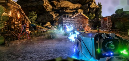 Патч 255 ARK Survival Evolved