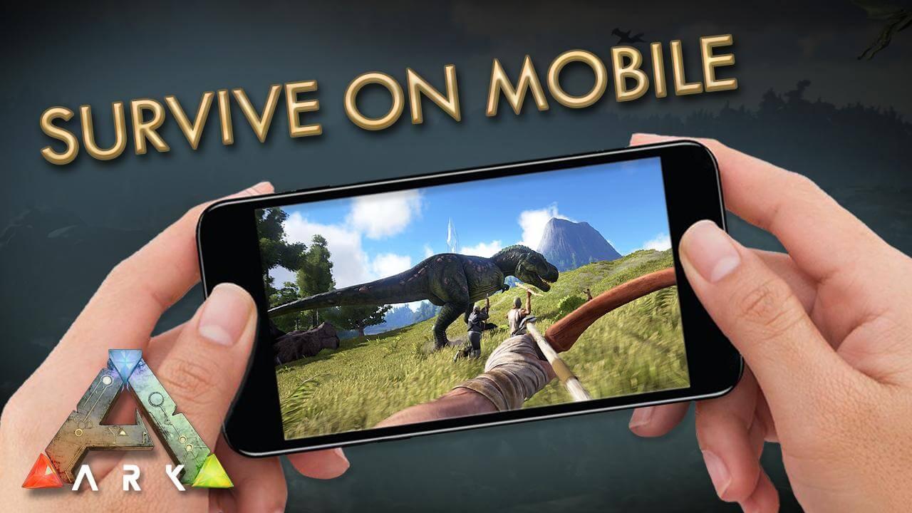 ARK Survival Evolved для мобильных устройств